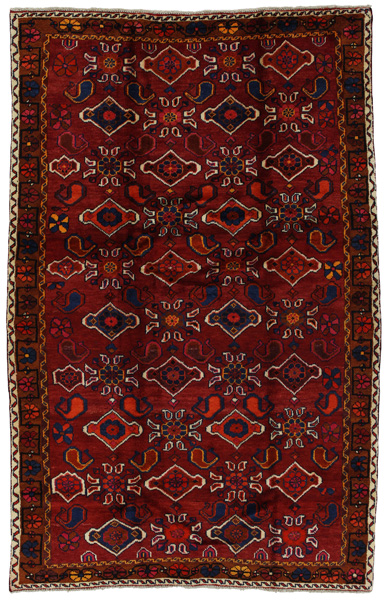 Bijar - Kurdi Persian Carpet 240x153