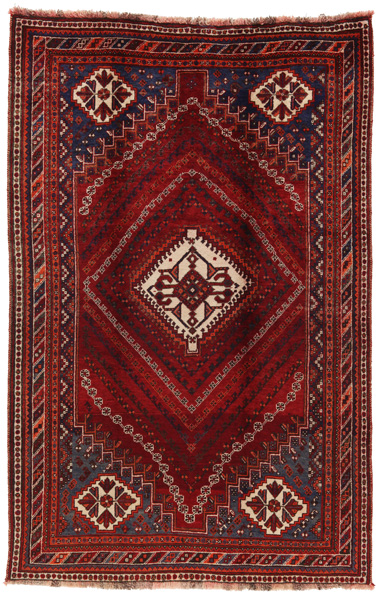Qashqai - Shiraz Persian Carpet 248x160