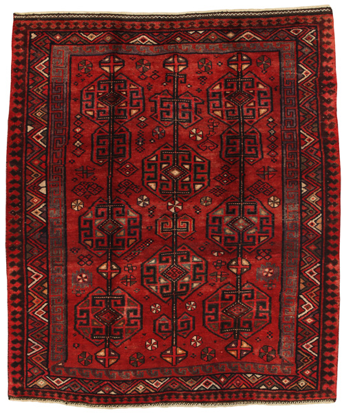 Lori - Bakhtiari Persian Carpet 194x164