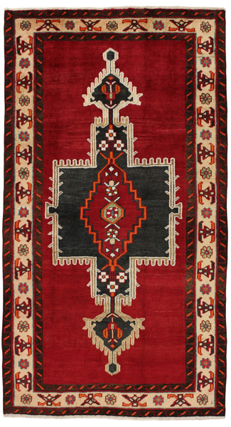 Lilian - Sarouk Persian Carpet 262x143