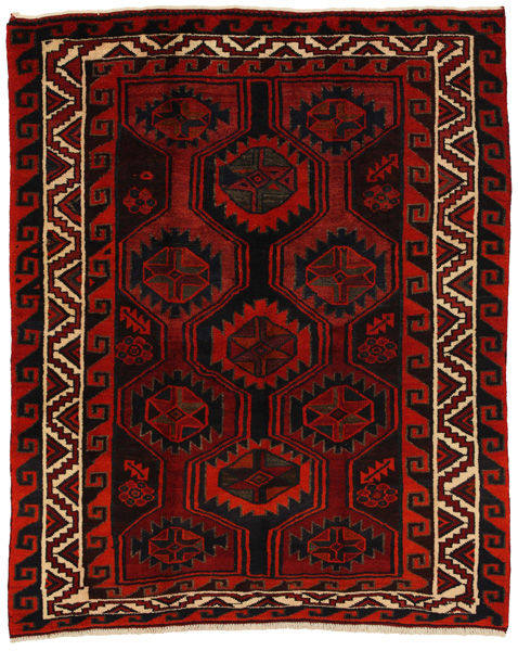 Lori - Bakhtiari Persian Carpet 200x163