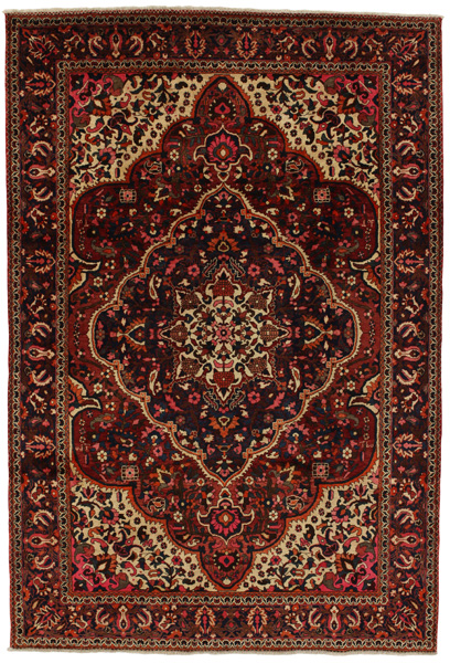 Bakhtiari Persian Carpet 310x210