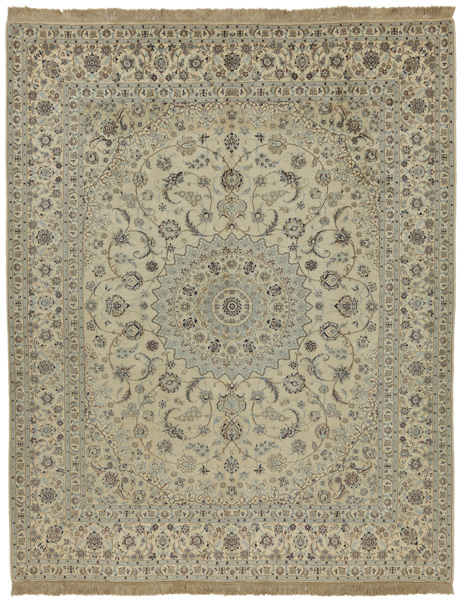 Nain6la Persian Carpet 260x207