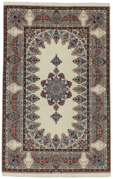 Isfahan Persian Carpet 237x152