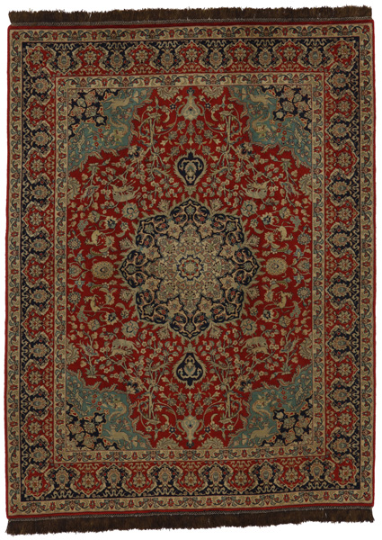 Isfahan Persian Carpet 200x150