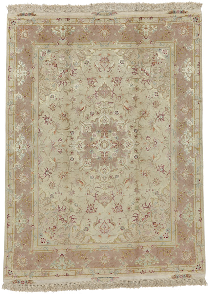 Tabriz Persian Carpet 200x150
