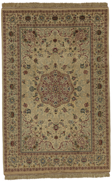 Isfahan Persian Carpet 220x145