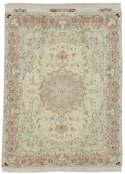 Tabriz Persian Carpet 194x150