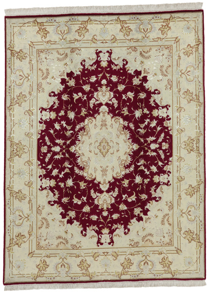 Tabriz Persian Carpet 201x150