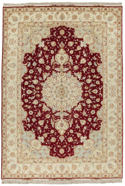Tabriz Persian Carpet 350x247