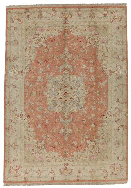 Tabriz Persian Carpet 348x245