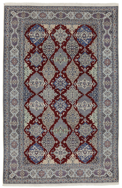 Nain Habibian Persian Carpet 322x211