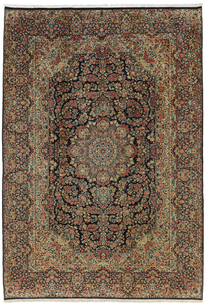 Kerman Persian Carpet 299x203