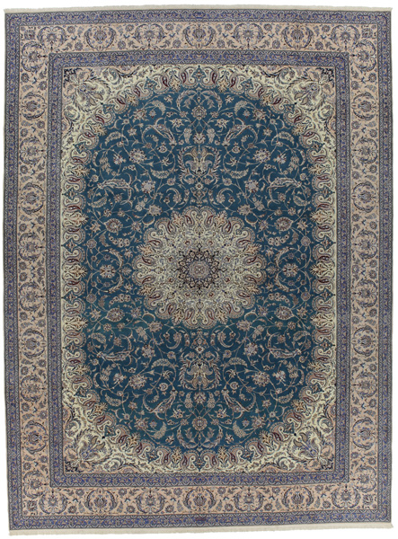 Nain Habibian Persian Carpet 484x360