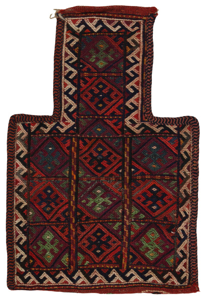 Qashqai - Saddle Bag Persian Carpet 50x33