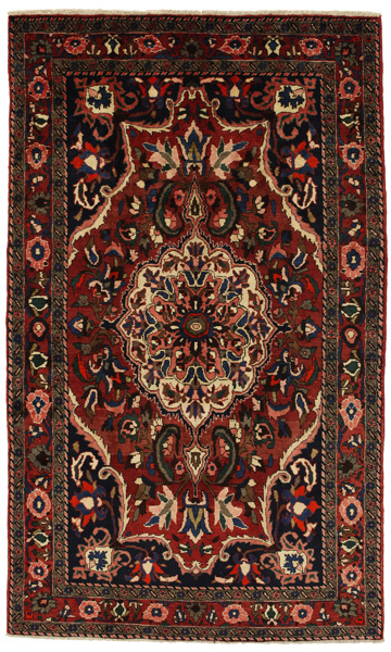 Bakhtiari Persian Carpet 262x160