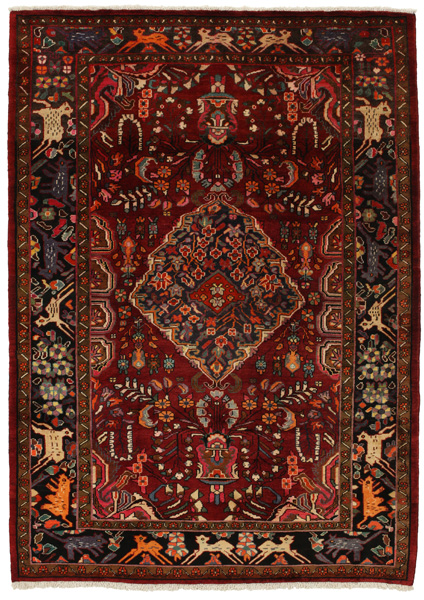 Lilian - Sarouk Persian Carpet 285x203