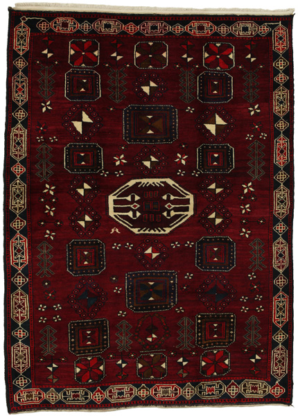 Bakhtiari - Lori Persian Carpet 218x155