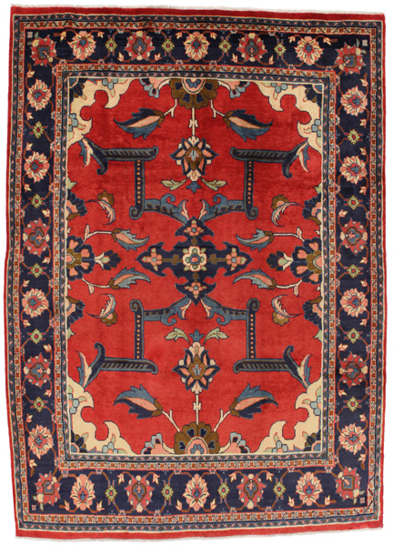Jozan - Sarouk Persian Carpet 305x217