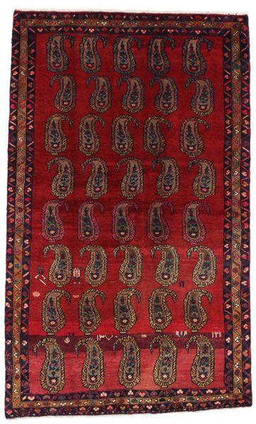 Mir - Sarouk Persian Carpet 226x138