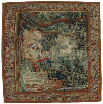 Carpet Tapestry  201x195