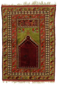 Carpet Turkish Antique 152x110