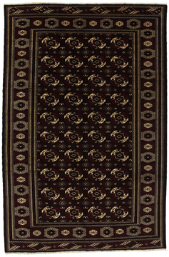 Carpet Bokhara Turkaman 384x252