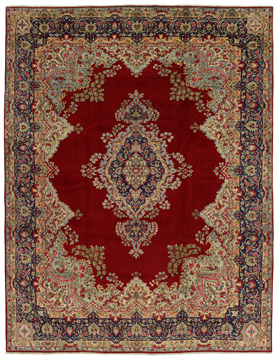 Carpet Kerman Lavar 401x304
