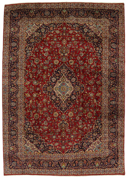Carpet Kashan  412x296