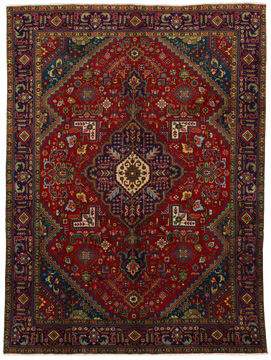 Carpet Tabriz  388x306