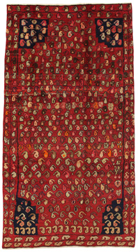 Carpet Mir Sarouk 260x138