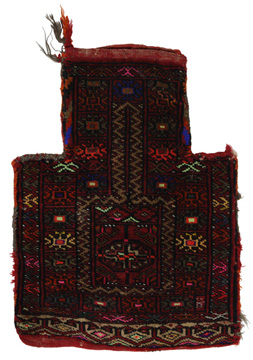 Carpet Baluch Saddlebags 57x42