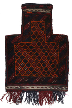 Carpet Baluch Saddlebags 53x38