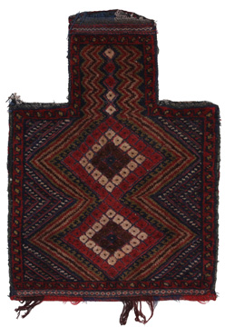 Carpet Turkaman Saddlebags 55x39