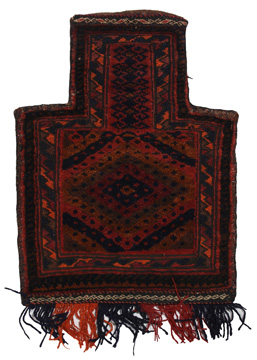 Carpet Baluch Saddlebags 56x42