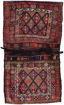 Carpet Jaf Saddlebags 146x78