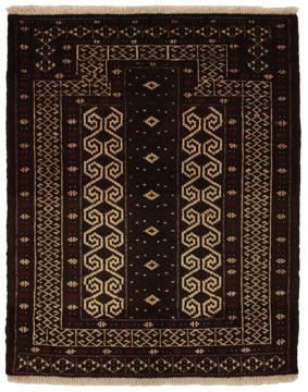 Carpet Baluch Turkaman 114x89