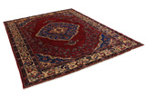 Lilian - old Persian Carpet 303x235 - Picture 1