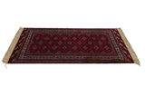 Yomut - Bokhara Turkmenian Carpet 183x111 - Picture 7