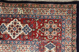 Sarouk - Farahan Persian Carpet 348x303 - Picture 5