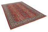 Sarouk - Farahan Persian Carpet 313x201 - Picture 2