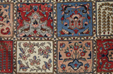 Bakhtiari Persian Carpet 358x265 - Picture 5