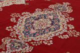 Kerman - Lavar Persian Carpet 401x304 - Picture 10