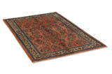 Sarouk - Farahan Persian Carpet 208x130 - Picture 1