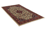 Lilian - Sarouk Persian Carpet 238x128 - Picture 1