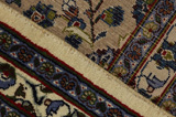 Kashan Persian Carpet 389x293 - Picture 6