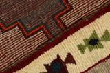 Gabbeh - Qashqai Persian Carpet 197x112 - Picture 6