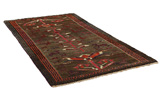 Gabbeh - Qashqai Persian Carpet 270x140 - Picture 1