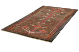 Gabbeh - Qashqai Persian Carpet 270x140 - Picture 2