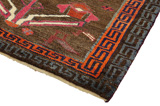 Gabbeh - Qashqai Persian Carpet 270x140 - Picture 3